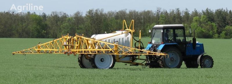 new BOGUSLAV TITAN 3000-24 trailed sprayer